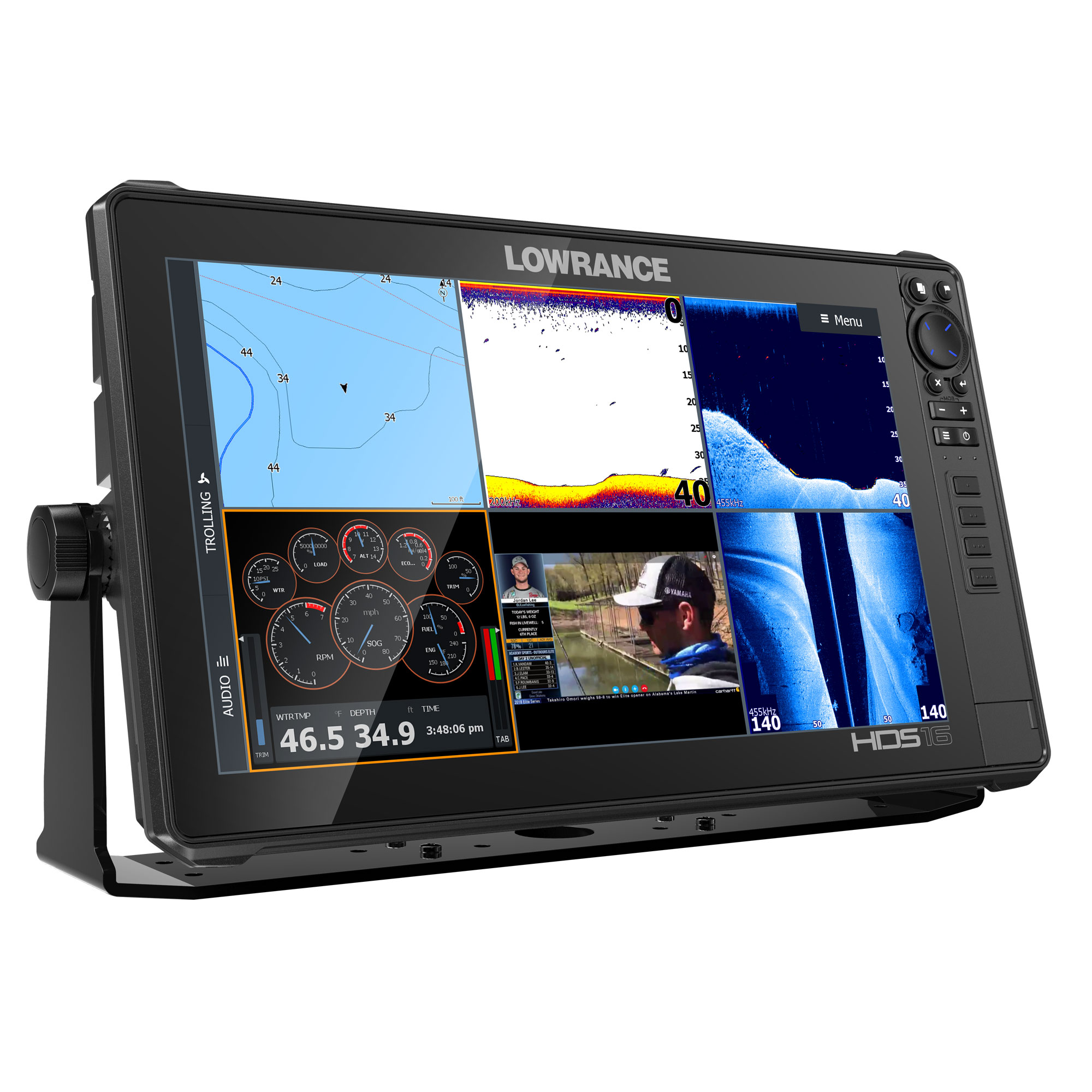 Hds 16 Live With Active Imaging 3 In 1 Transducer Aus Nz Ab Marine Lowrance Sonichub Wiring Diagram Photo Gallery